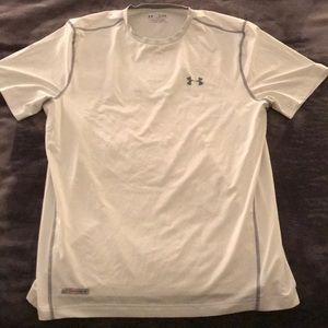 Under Armour XL Fitted Heat Gear Compression Shirt